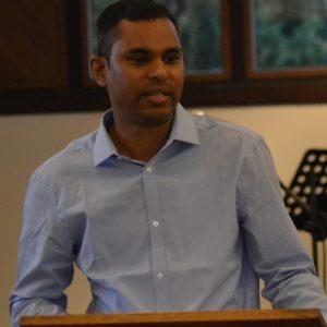 Pastor Bennitt Abraham